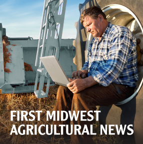 View First Midwest Agricultural News Here