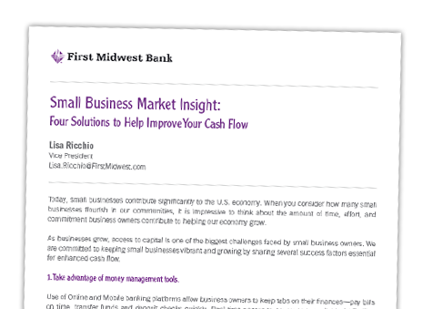 Small Business Market Insight Whitepaper
